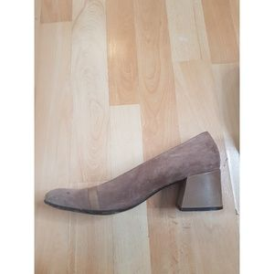 Vintage Dolce & Gabbana block heels